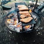 outdoor cooking kanotocht zweden