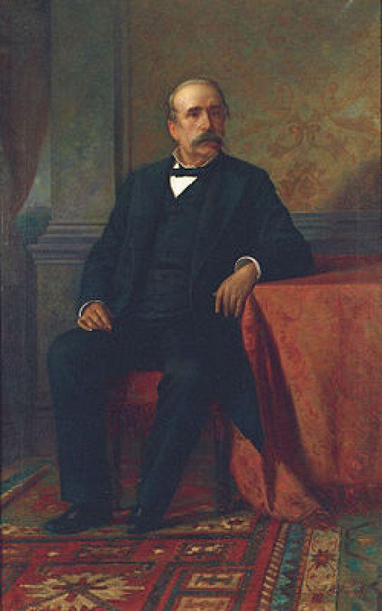Ο Γεώργιος Αβέρωφ, ο Μέγας Ευεργέτης