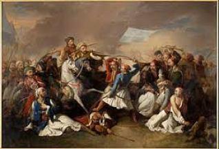 Η μάχη στο Κεφαλόβρυσο ή η μάχη στο Καρπενήσι