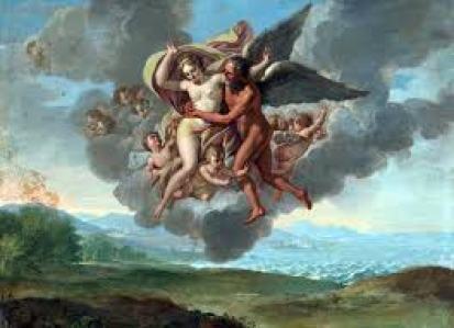 Η Ωρείθυια, η κόρη του Ερεχθέως