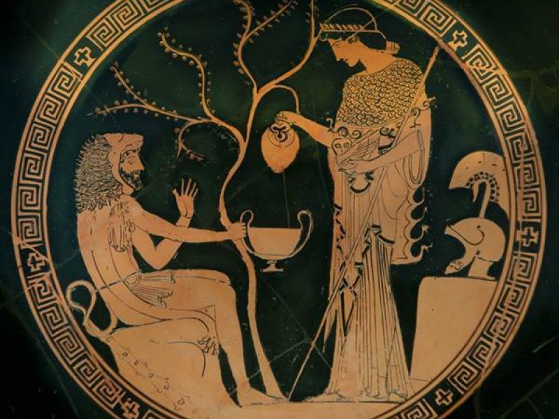 Τα ποτά της αρχαίας Ελλάδας