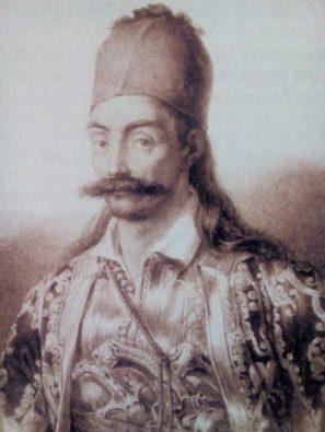 Ο Γεώργιος Καραϊσκάκης