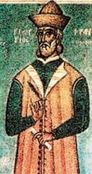 Ο Γεώργιος Φραντζής