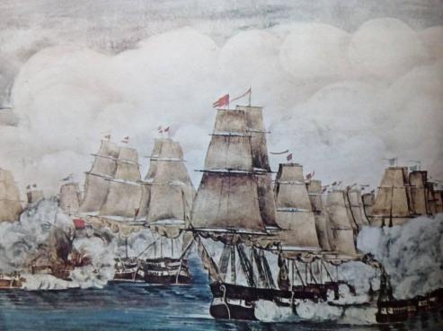 Σπέτσες, μια ναυμαχία χωρίς σχέδιο