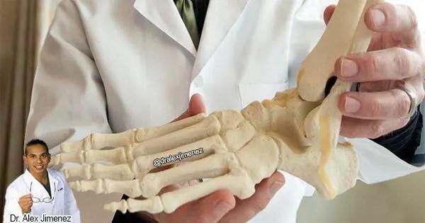 Las causas de dolor de tobillo y pie ElPasoChiropractor