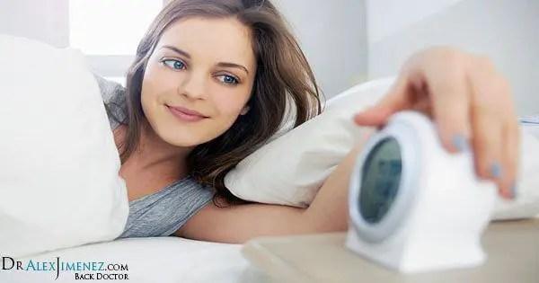 Blog de imagen de calidad de sueño posición para dormir
