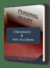 lesiones personales quiropráctica libro de accidentes de auto