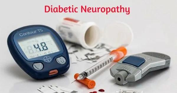 foto di blog di strumenti diabetici e le parole neuropatia diabetica