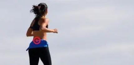 blog picture of female runner with sciatica