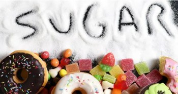 blog picture of sugar, candy, donuts