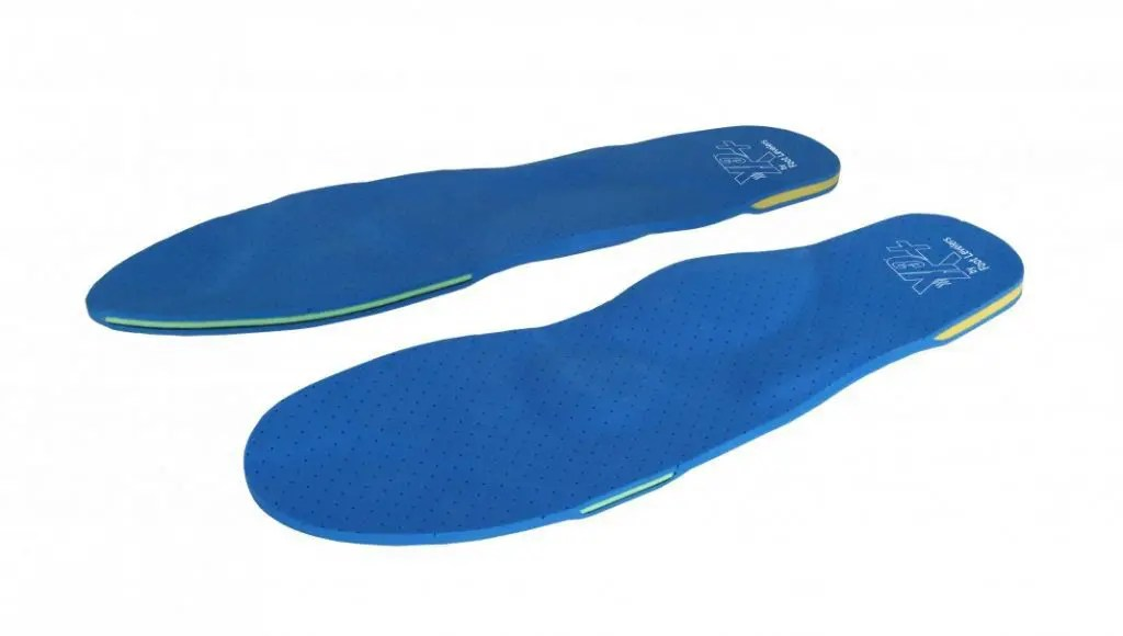 blog picture of pair of orthotic inserts