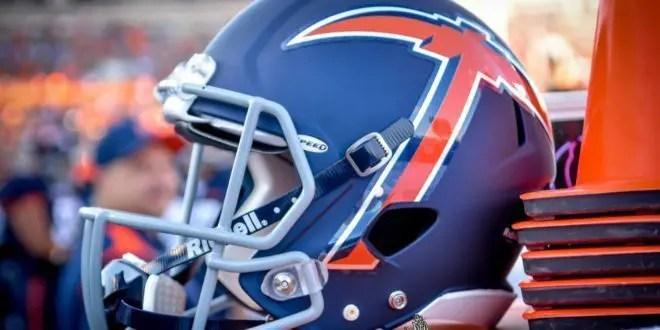 blog picture of college football helmet