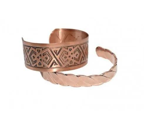 pulseras de cobre m