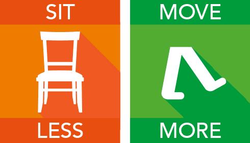sentarse menos moverse más