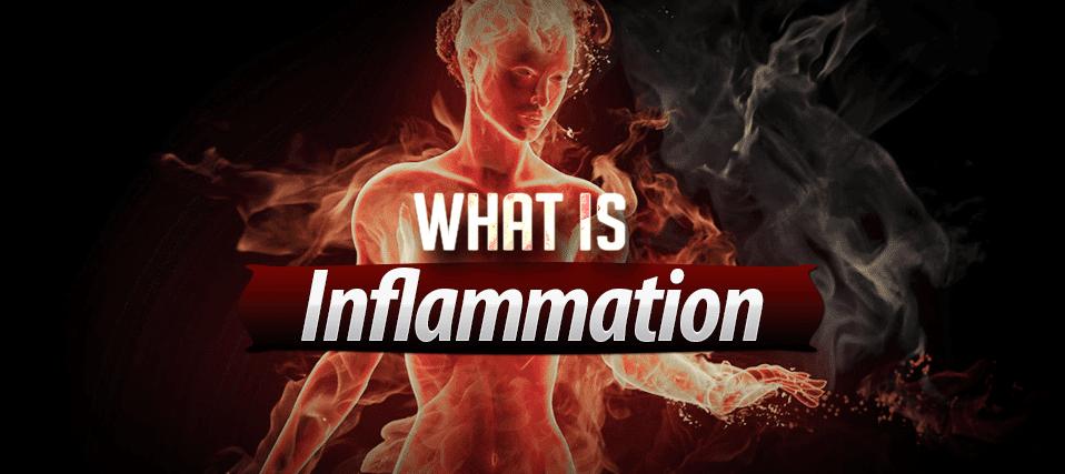 qué es la inflamación grande