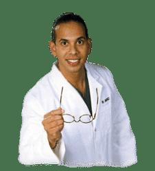 Dr Jimenez White Coat