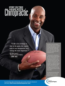 F4C Jerry Rice Poster