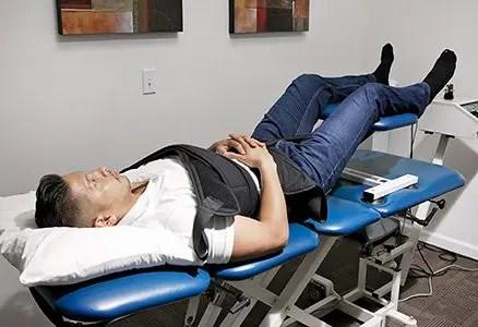 ¿Qué es la terapia de descompresión espinal? De Eastside Quiropráctico