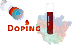 nutrition doping syringe blood