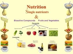 dietary Nutrition single nutrient
