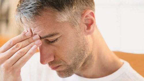 Dolor de cabeza migrañosa Imagen corporal del tratamiento quiropráctico | Dr. Alex Jimenez | El Quiropráctico El Paso, TX