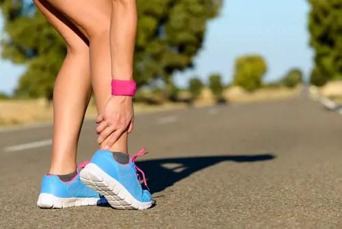 cedera pergelangan kaki