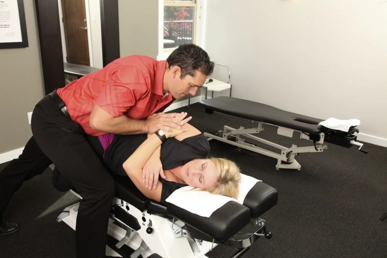 11860 Vista Del Sol, Ste. 128 Female Veterans With Back Pain Benefit With Chiropractic El Paso, TX.