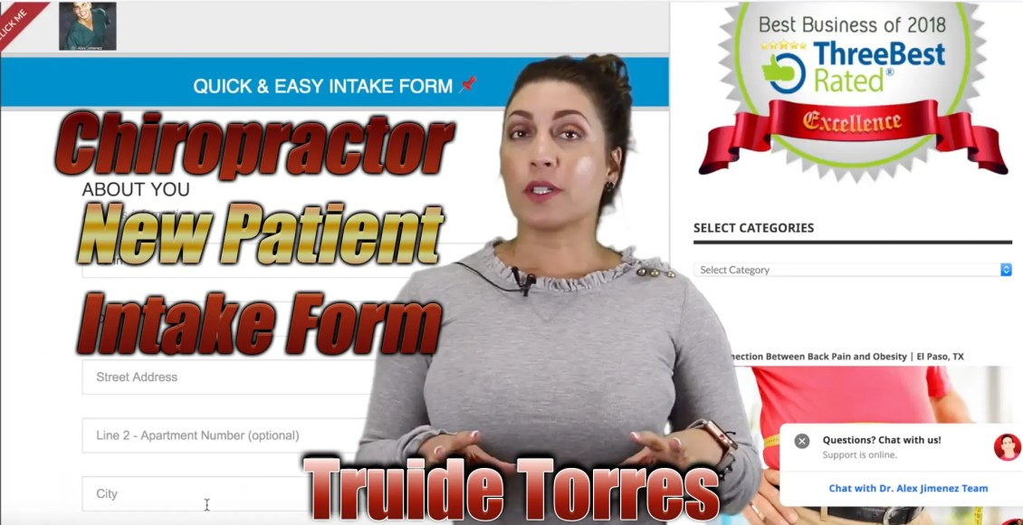 yeni hasta alımı formu el paso tx.