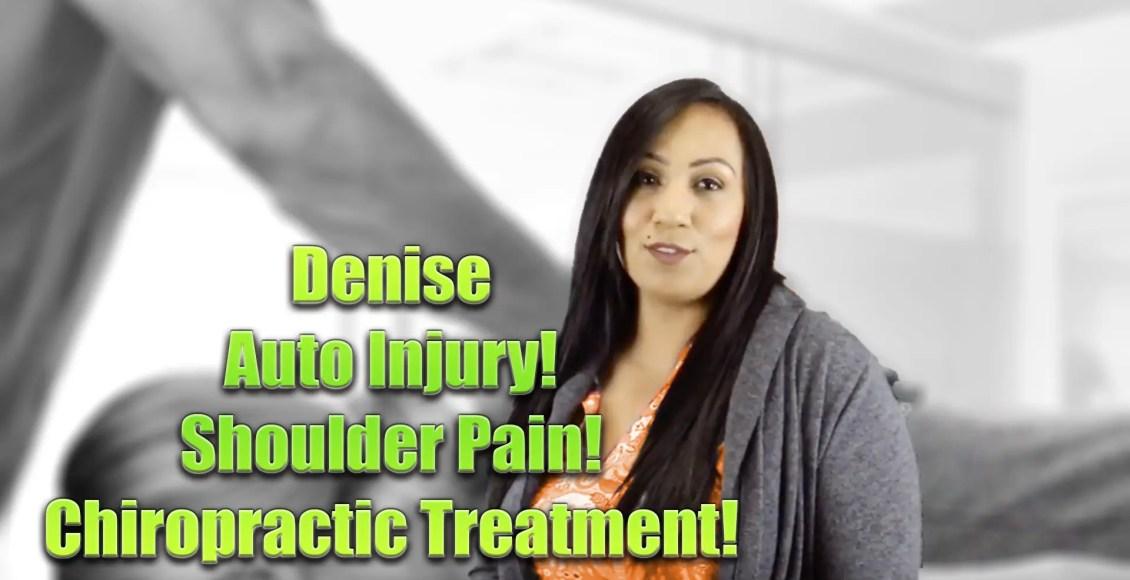 omuz ağrısı kayropraktik tedavi el paso, tx.