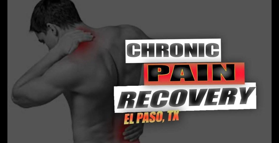 dor crônica quiropraxia el paso tx.