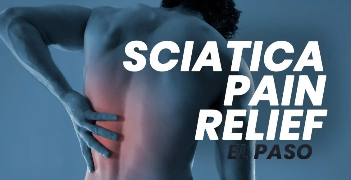 11860 Vista Del Sol Sciatica Specialist Chiropractor Dr. Jimenez El Paso, Texas