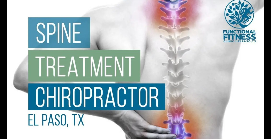 11860 Vista Del Sol Spine Treatment Chiropractor El Paso, TX.