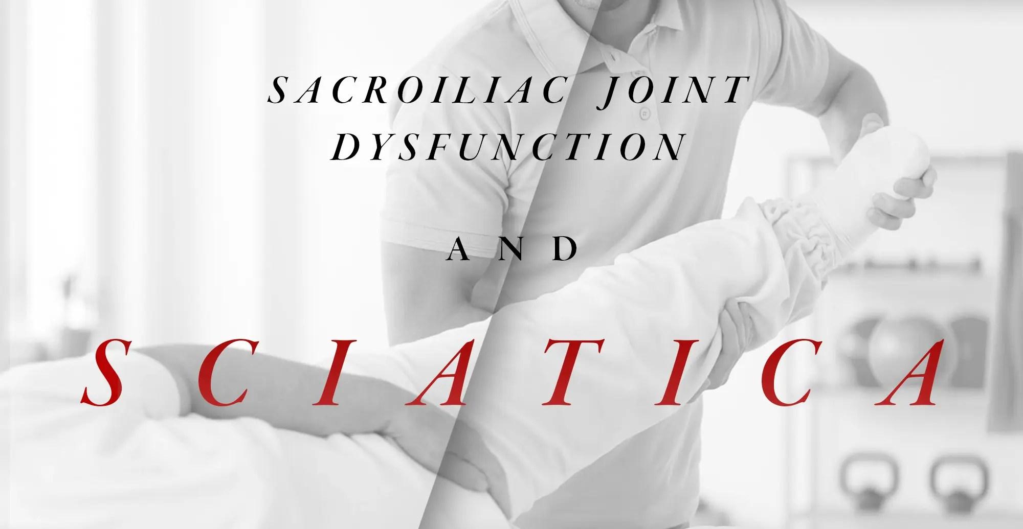 Esiste la disfunzione sacroiliaca?