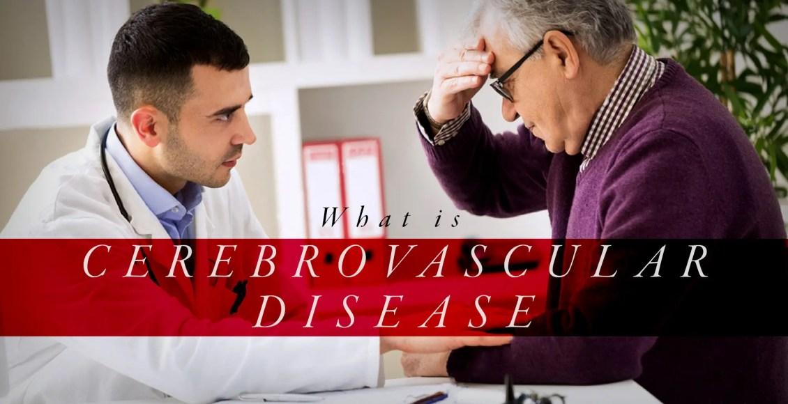 Apa itu Penyakit Serebrovaskular? | El Paso, TX Chiropractor