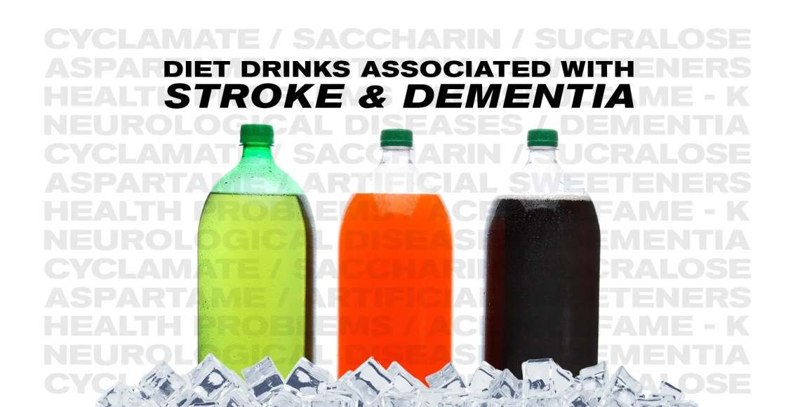 Functional Neurology: Diet Drinks Associated with Stroke and Dementia | El Paso, TX Chiropractor