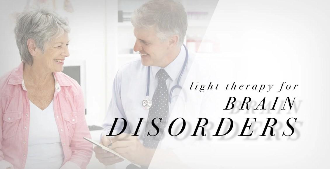 Terapia della luce per i disturbi cerebrali   Chiropratico El Paso, TX