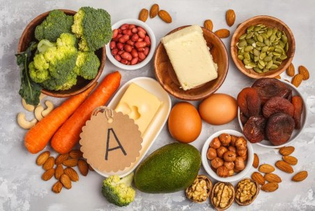 fontes nutricionais de vitamina a