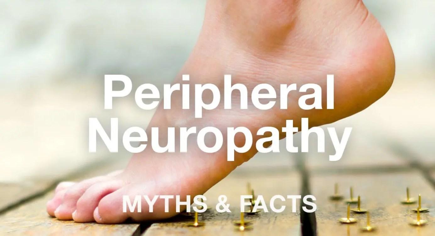 perifer neuropati behandling