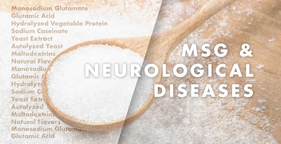 Neurologia funcional: MSG e doenças neurológicas | El Paso, TX Quiroprático