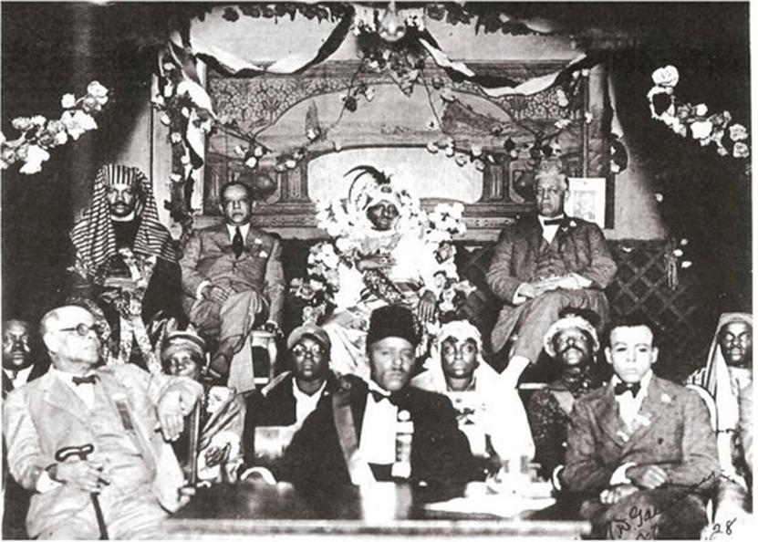 Moorish Am Temple Science