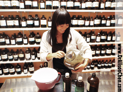 Botanical medicine, including teas and tinctures, is a common treatment from Naturopathic Doctors