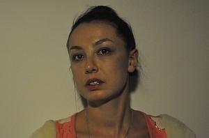 Die Theaterautorin Jolanta Janiczak