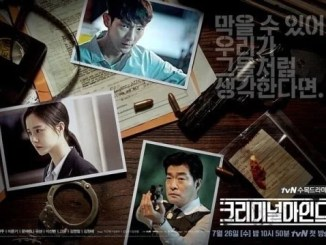 Download Drama Korea Criminal Minds Subtitle Indonesia