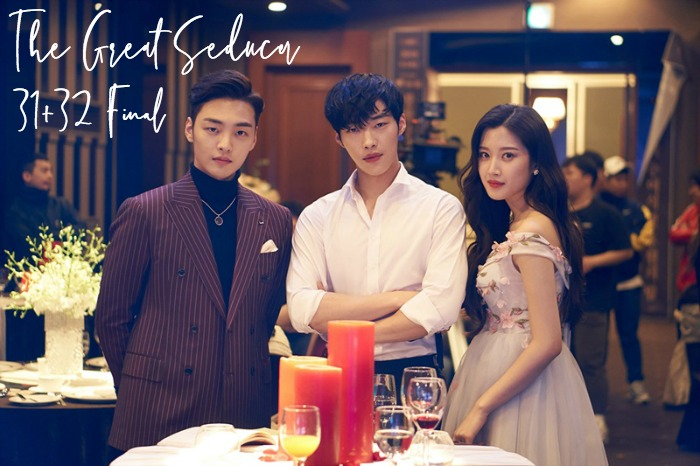 Live Recap for the Korean Drama The Great Seducer / Tempted, episode 31 and 32