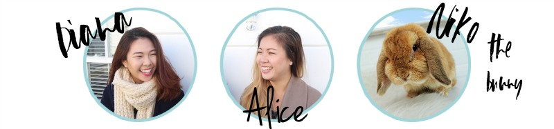 Inspire Me Korea Founders Alice and Diana