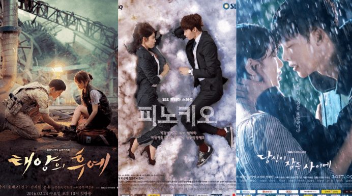 Best Korean Dramas of All time