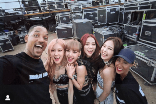 Will Smith and Jada are Officially Fans of Blackpink