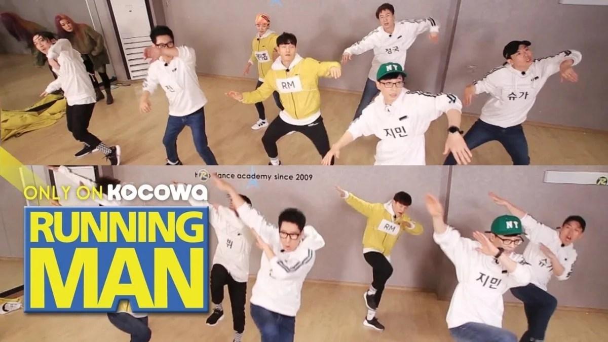Watch: Running Man Cast do BTS 'IDOL' Dance Challenge|Running Man Ep 447