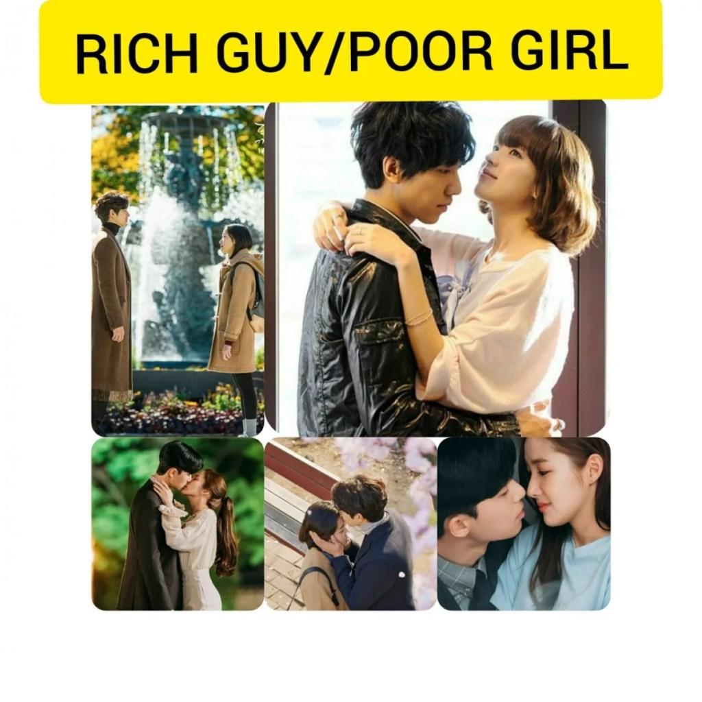 Korean poor drama rich 2018 best guy a dating girl 2021 (!) 5 Best