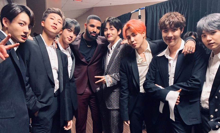 BTS Win Best Group